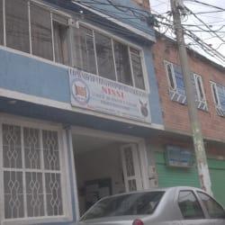 Comunidad Cristiana de Restauración Nissi en Bogotá