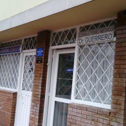 Consultorio Medico Dr. Guerrero en Bogotá