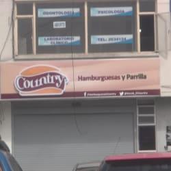 Country Hamburguesas en Bogotá