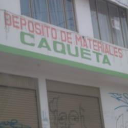 Deposito de Materiales Caqueta en Bogotá