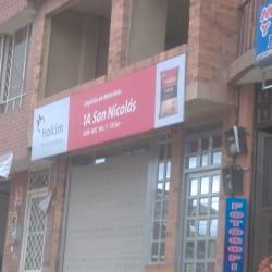 Deposito de Materiales 1A San Nicolas en Bogotá