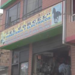 Deposito de Materiales El Corcel en Bogotá