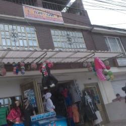 Disfraces Papeleria Tom y Car en Bogotá