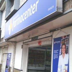 Droguerias Farmacenter Francia en Bogotá