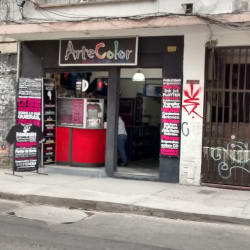 Arte Color Digital Center en Bogotá