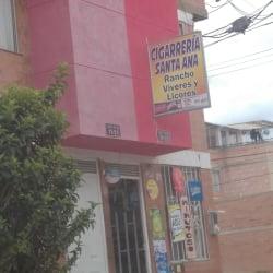 Cigarrería Santa Ana en Bogotá