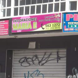 Decoraciones Maria E. en Bogotá