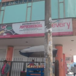 Distribuidora Pintu Comercial en Bogotá