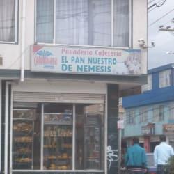 El Pan Nuestro de Nemesis en Bogotá