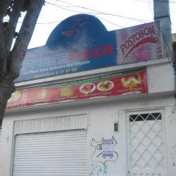 Express Pizza en Bogotá
