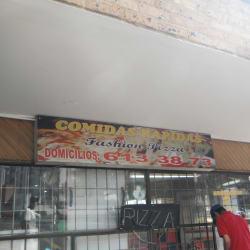 Fashion Pizza en Bogotá
