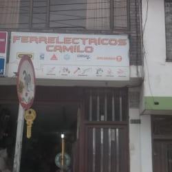 Ferrelectricos Camilo en Bogotá