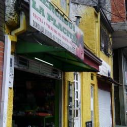 Mercados la Placita en Bogotá