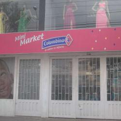 Mini Market en Bogotá