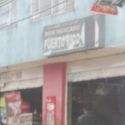 Minimercado Puerto Rico en Bogotá