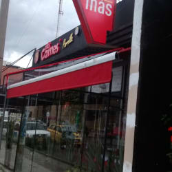 Mis Carnes Parrilla Calle 93A en Bogotá