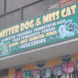 Mister Dog & Miss Cat en Bogotá
