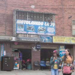 Motolavado La 79 en Bogotá