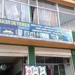 Almacén de Vidrios Jancry en Bogotá