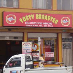 Tosty Broaster en Bogotá