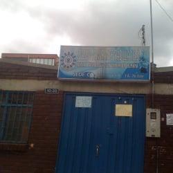 Colegio Distrital Almirante Padilla Sede C en Bogotá