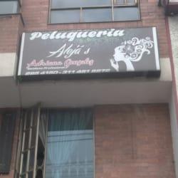 Peluqueria Alejás en Bogotá