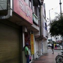 Pernilones en Bogotá