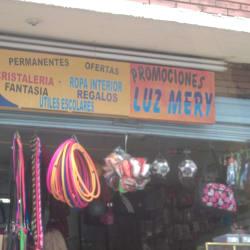 Promociones Luz Mery en Bogotá