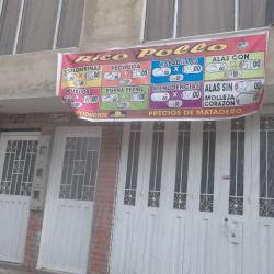 Rico Pollo en Bogotá