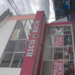 Rico Rico en Bogotá