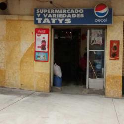 Supermercado y Variedades Tatys en Bogotá