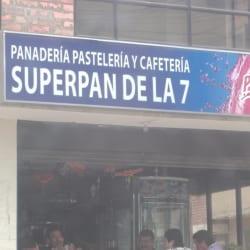 Superpan de la 7 en Bogotá