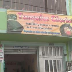 Tamales Gloria Calle 38C en Bogotá