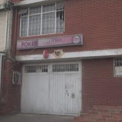 Tienda La Poker en Bogotá