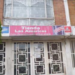 Tienda Las Américas  en Bogotá
