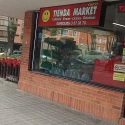 Tienda Market Chico  en Bogotá