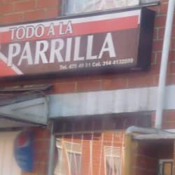 Todo A La Parrilla en Bogotá