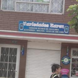 Variedades Karen en Bogotá
