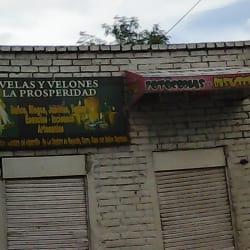 Velas y Velones la Prosperidad en Bogotá