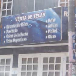 Venta de Telas en Bogotá