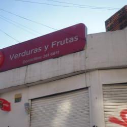 Verduras Y Frutas en Bogotá