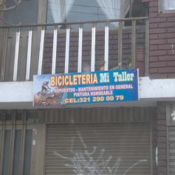 Bicicleteria Mi Taller en Bogotá