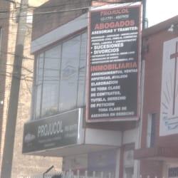 Inmobiliaria Projucol en Bogotá