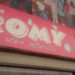 Infantiles Romy en Bogotá