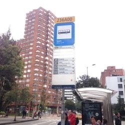 Paradero SITP Barrio Sucre - 236A00 en Bogotá