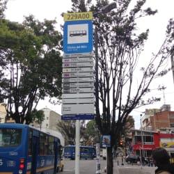 Paradero SITP Clínica del Niño - 229A00 en Bogotá