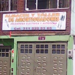 Almacén y Taller de Amortiguadores  en Bogotá