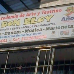Teatrino Don Eloy en Bogotá