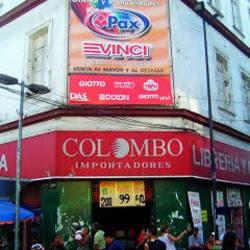 COLOMBO IMPORTADORA en Santiago