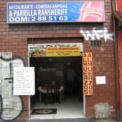 Restaurante Ransheriff en Bogotá